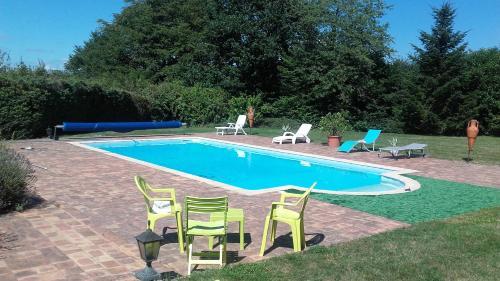 Gîte les Mésanges : Guest accommodation near Saint-Maurice-des-Champs