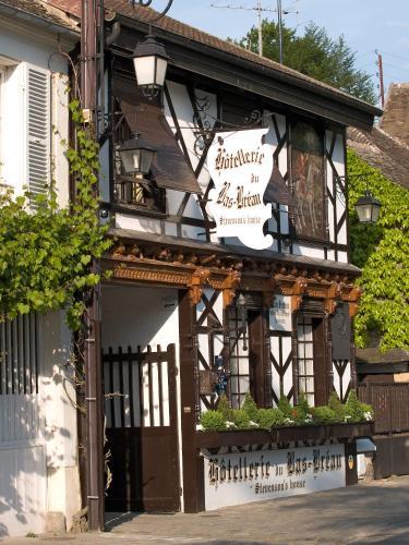 Hôtellerie Du Bas-Bréau - Les Collectionneurs : Hotel near Arbonne-la-Forêt