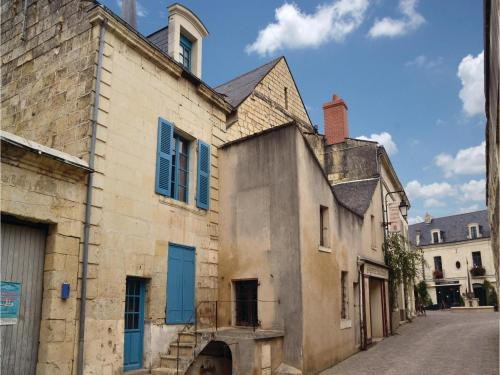 One-Bedroom Holiday Home in Fontevraud L'Abbaye : Guest accommodation near Roiffé