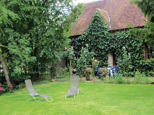 Holiday home Derouet H-927 : Guest accommodation near Chérisay