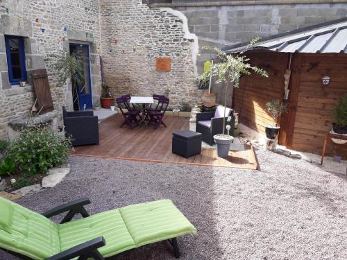 Gite et Gastronomie Normande : Apartment near Mieuxcé