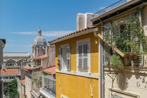 Panier / Vieux-Port - Bel appartement rénové : Apartment near Marseille 2e Arrondissement
