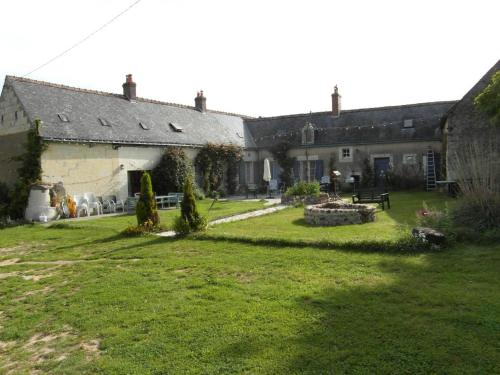 TheSecretGarden-France : Bed and Breakfast near Vancé