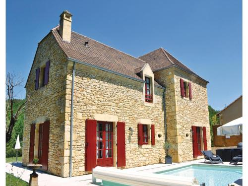 Holiday home Allas J-587 : Guest accommodation near Marquay