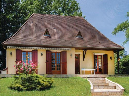 Holiday Home Lautherie Haute : Guest accommodation near Mayac