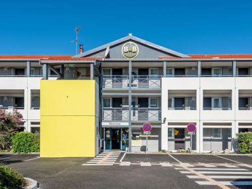 B&B Hôtel Bordeaux Sud : Hotel near Saint-Médard-d'Eyrans