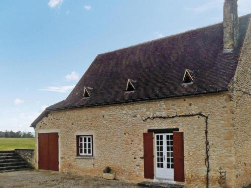 Holiday home Lieu-dit Pinlugue : Guest accommodation near Sainte-Foy-de-Longas