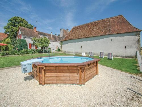 Holiday Home St. Sulpice-d'Exideul - 01 : Guest accommodation near Saint-Martial-d'Albarède