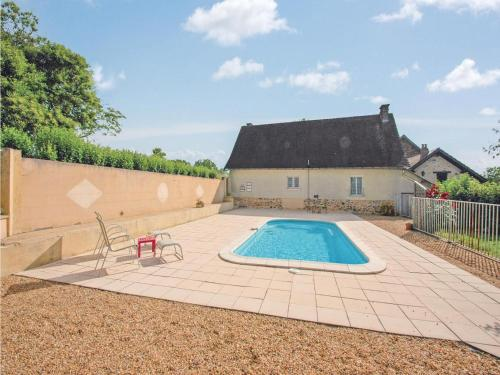 Holiday Home Torsac - 09 : Guest accommodation near Dussac
