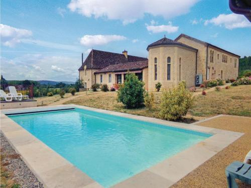 Holiday Home Les 07 : Guest accommodation near Saint-Chamassy