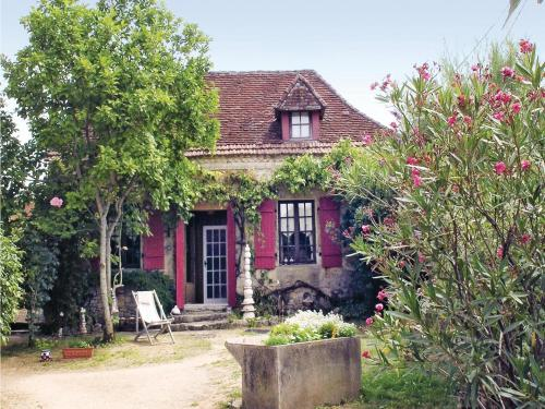 Holiday home Granges d'Ans P-566 : Guest accommodation near Brouchaud