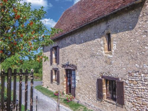 Two-Bedroom Holiday Home in Auriac-du-Perigord : Guest accommodation near Auriac-du-Périgord