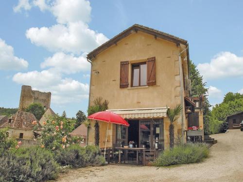 Holiday home Cause de Clerans 37 : Guest accommodation near Saint-Félix-de-Villadeix