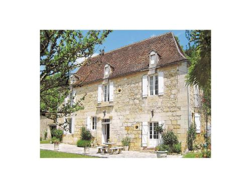 Holiday home Castels : Guest accommodation near Marnac