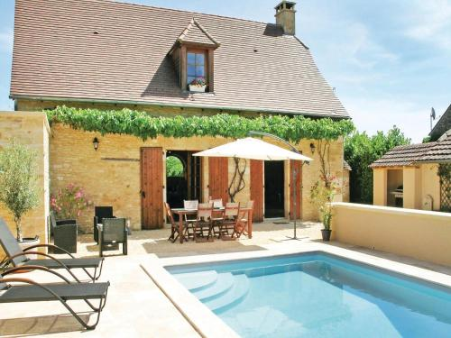 Holiday Home Amand de Coly - 08 : Guest accommodation near Valojoulx