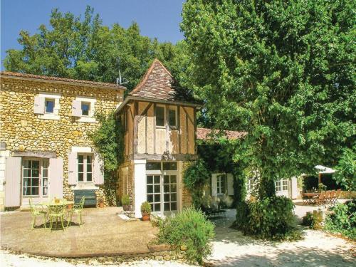 Holiday home Engunaud L-598 : Guest accommodation near Saint-Félix-de-Villadeix