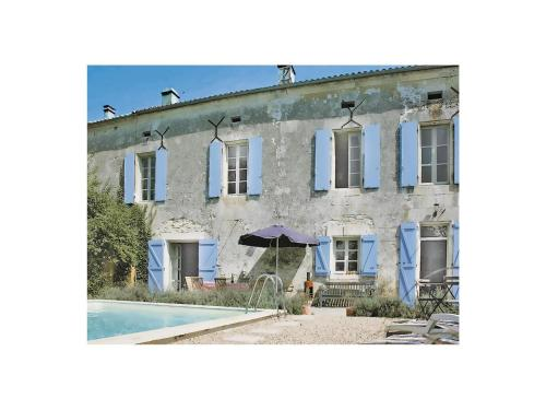 Holiday home Lacaud K-597 : Guest accommodation near Rougnac