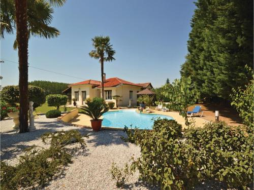 Holiday home Monsegur 20 : Guest accommodation near Castelnau-sur-Gupie