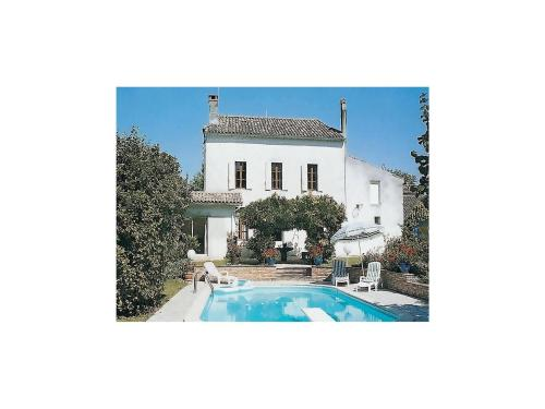 Holiday Home Monsegur : Guest accommodation near La Réole
