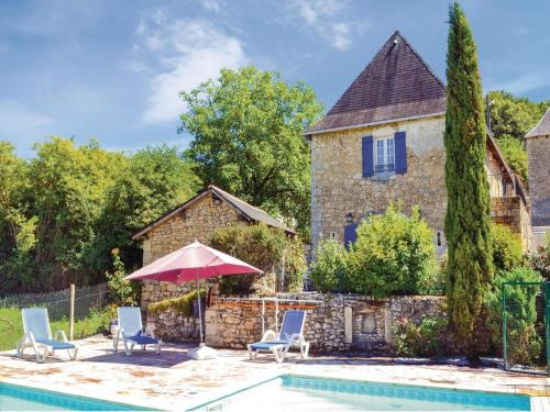 Holiday home Laularie N-618 : Guest accommodation near Le Lardin-Saint-Lazare