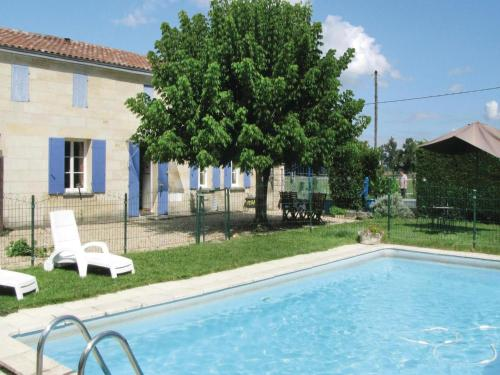 Holiday home Tripoteau Sud : Guest accommodation near Saint-Christophe-de-Double