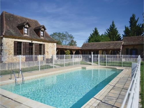 Holiday home Colombat I-640 : Guest accommodation near Saint-Sauveur-Lalande