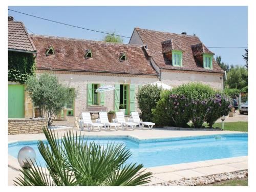 Holiday Home Traverse 04 : Guest accommodation near Fraisse