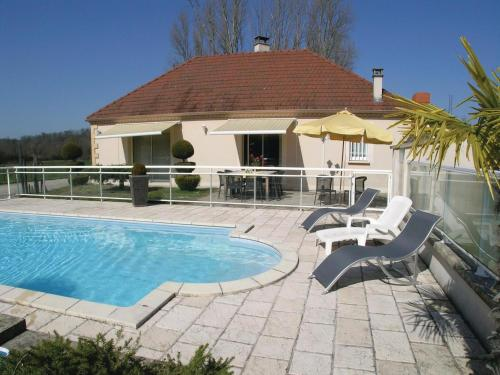 Holiday Home Pazayac I : Guest accommodation near Saint-Cernin-de-Larche