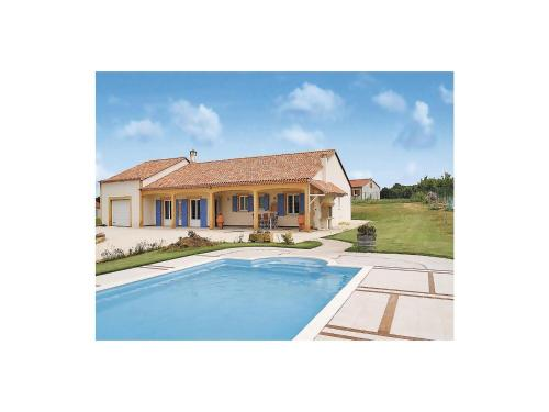 Holiday home Les Gruges I-622 : Guest accommodation near La Chapelle-Aubareil