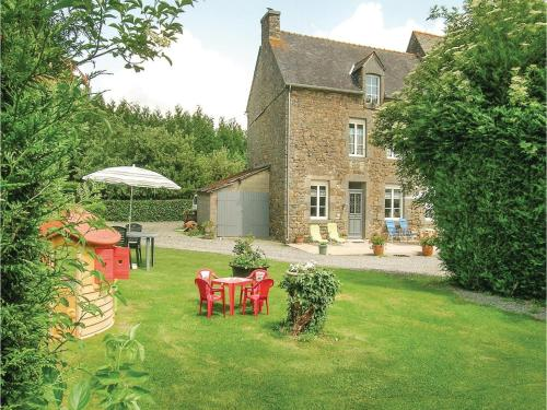 Holiday home Evran I-667 : Guest accommodation near Saint-Brieuc-des-Iffs