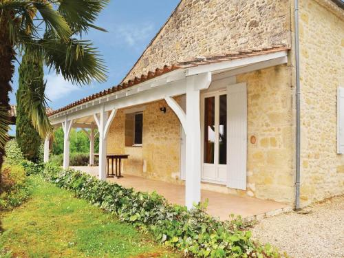 Holiday home StVivien de Monsegur K-651 : Guest accommodation near Castelnau-sur-Gupie