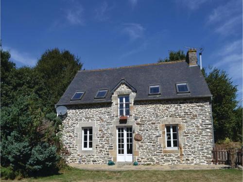Holiday home Plessala J-668 : Guest accommodation near Éréac