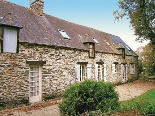 Holiday home St Mayeux *XCV * : Guest accommodation near Cléguérec