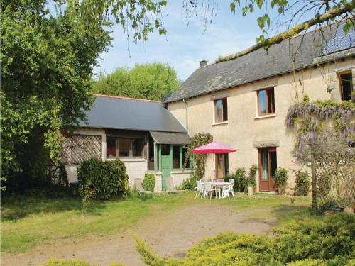 Holiday home La Nouaye *XXVIII * : Guest accommodation near La Chapelle-Thouarault