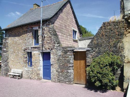 Holiday home Lieudit La Touche Es Bou. : Guest accommodation near Saint-Malon-sur-Mel