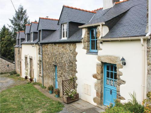 Studio Holiday Home in Beganne : Guest accommodation near Saint-Vincent-sur-Oust
