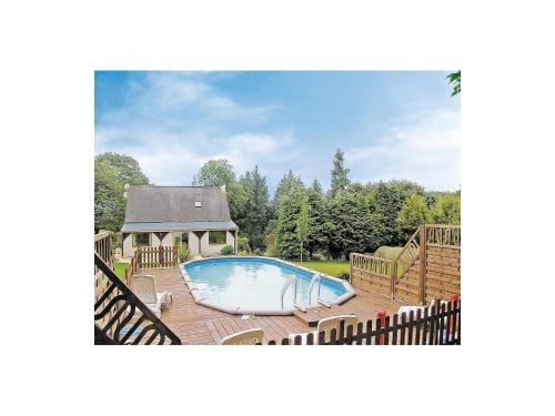 Holiday home Coet Paner L-733 : Guest accommodation near Ploërdut