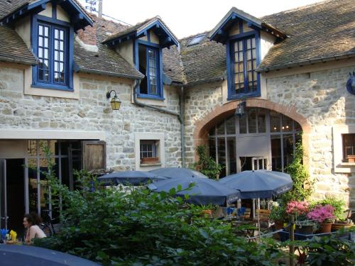 La Marlotte : Bed and Breakfast near La Chapelle-la-Reine