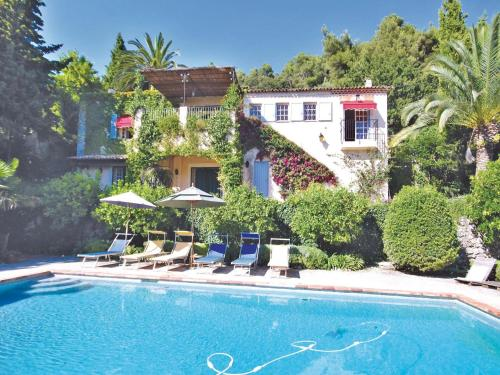 Holiday home Chemin des Fumerates : Guest accommodation near La Colle-sur-Loup