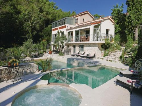 Holiday home Chemin de Frechouol : Guest accommodation near Èze