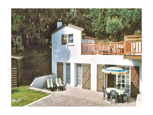 Holiday Home La Sauvageonne : Guest accommodation near Saint-Michel-Chef-Chef