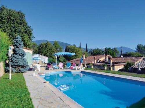 Holiday home Grasse with Mountain View 371 : Guest accommodation near Pégomas