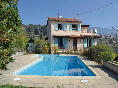 Holiday Home Cabris 08 : Guest accommodation near Saint-Vallier-de-Thiey