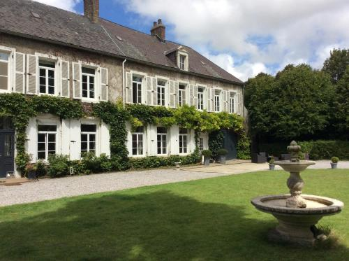 Au fil du crembreux : Bed and Breakfast near Rinxent