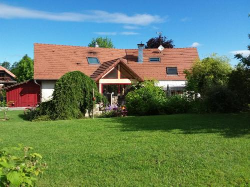 Le grive : Bed and Breakfast near Brebotte