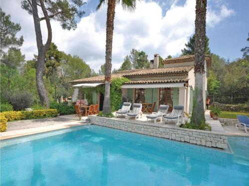 Holiday Home Roquefort les Pins 08 : Guest accommodation near Roquefort-les-Pins