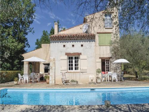 Holiday Home St. Cézaire sur Siagne - 06 : Guest accommodation near Mons