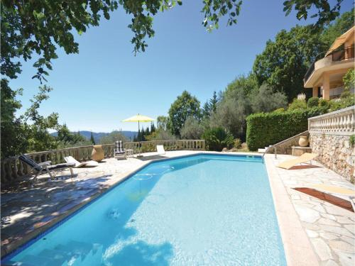 Holiday Home Speracedes with Fireplace I : Guest accommodation near Cabris