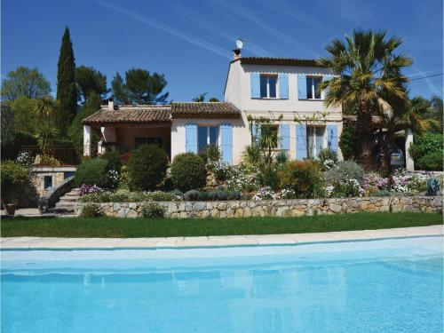 Three-Bedroom Holiday Home in Grasse : Guest accommodation near Peymeinade