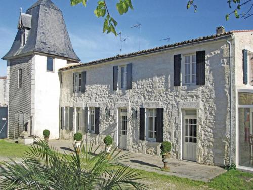 Holiday Home Beurlay Rue Rene Caille : Guest accommodation near Trizay